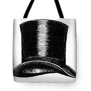 Top Hat, 1900 Tote Bag