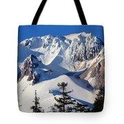 Top Of Mt. Hood Tote Bag