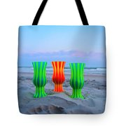 Topsail Hurricane Glasses Tote Bag