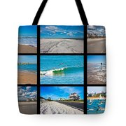 Topsail Island Images Tote Bag