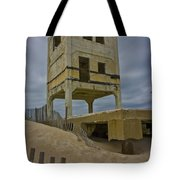 Topsail Island Observation Tower 6 Tote Bag