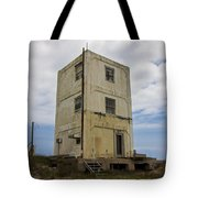 Topsail Island Tower 3 Tote Bag
