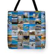 Topsail Visual Contemporary Quilt Series I Tote Bag