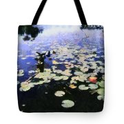 Torch River Water Lilies 3.0 Tote Bag