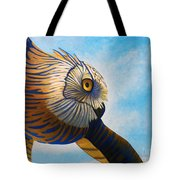 Torchwood Tote Bag by Brian  Commerford