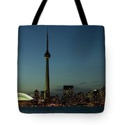 Toronto Skyline, Toronto, Ontario Tote Bag