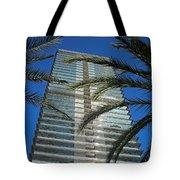 Torre Mapfre - Barcelona Tote Bag