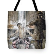 Torture At Sing Sing C1869 Tote Bag by Granger