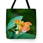 Touch Me Not Tote Bag