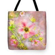 Touch Of Spring Tote Bag