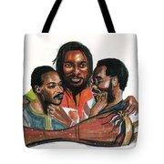 Toure Kunda Tote Bag