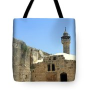 Tourist Information Office In Sebastia Tote Bag