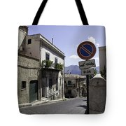 Tow Away Zone Tote Bag