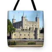 Tower And Traitors Gate Tote Bag