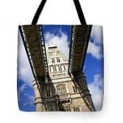 Tower Bridge In London Tote Bag