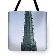 Tower Of Cathedral Tote Bag