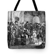 Tower Of London: Museum Tote Bag