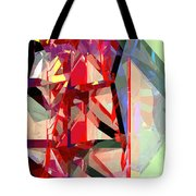 Tower Poly 12 Tote Bag