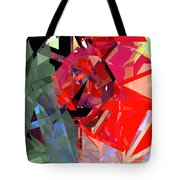 Tower Poly 15 Tote Bag