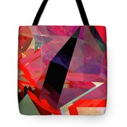Tower Poly 18 Tote Bag