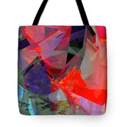 Tower Poly 23 Vortex Tote Bag