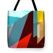 Tower Series 1 Tote Bag