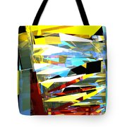 Tower Series 40 Tote Bag
