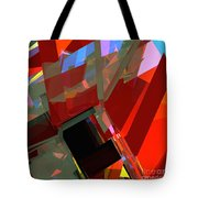 Tower Series 41 Mineshaft Tote Bag