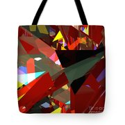 Tower Series 45 Angels And Demons Tote Bag