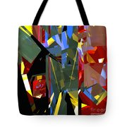 Tower Series 46 Tote Bag