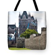 Tower Tower Tote Bag