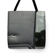 Town Coupe Emblem Tote Bag