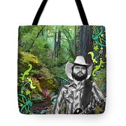 Toy In The Woods 3 Tote Bag