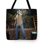 Trace Adkins Tote Bag
