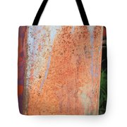 Tractor Close Up 4 Tote Bag