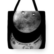 Trade Silver Gorgets Tote Bag