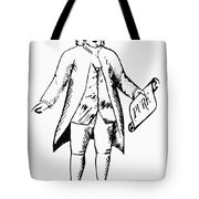 Trademark: Quaker Oats Tote Bag