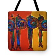Trading Places Tote Bag