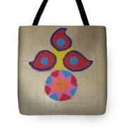 Tradition Reflection Tote Bag