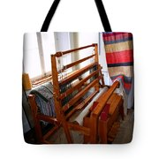 Traditional Weavers Loom Tote Bag