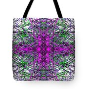 Trafficated Tote Bag
