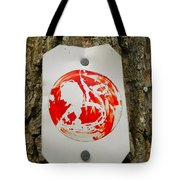 Trail Art - Fish Bowl Tote Bag