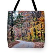 Trail Enlightenment Tote Bag