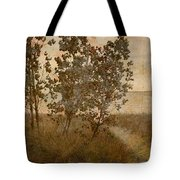 Trail To The Summer Beach Tote Bag