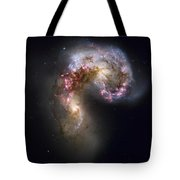 Trailing Streamers Of Gas And Stars Tote Bag