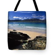Tramore Strand And Loughros Mor Bay Tote Bag