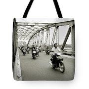 Trang Tien Bridge Tote Bag