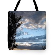 Tranquil Horizons Tote Bag