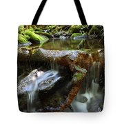 Tranquility Above Dali Tote Bag