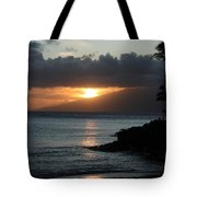 Tranquility At Its Best Tote Bag